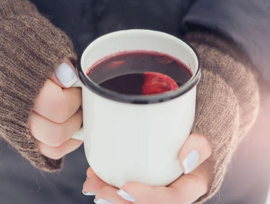 Cách làm rượu vang nóng Mulled Wine, giúp da đẹp, ngũ ngon
