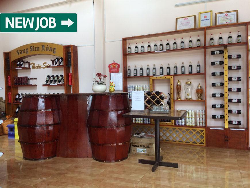 Công ty Sim Thiên Sơn đang có nhu cầu tuyển dụng