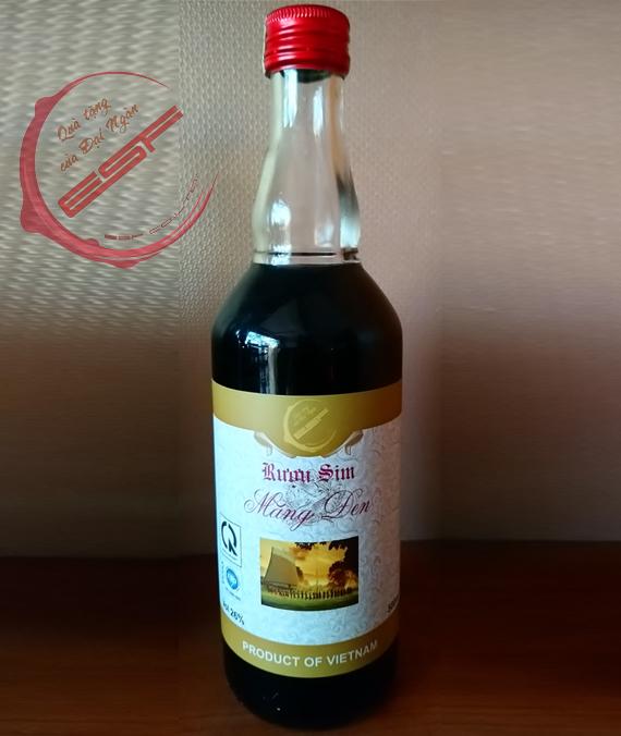 Rượu Sim Rừng Măng Đen 26%vol