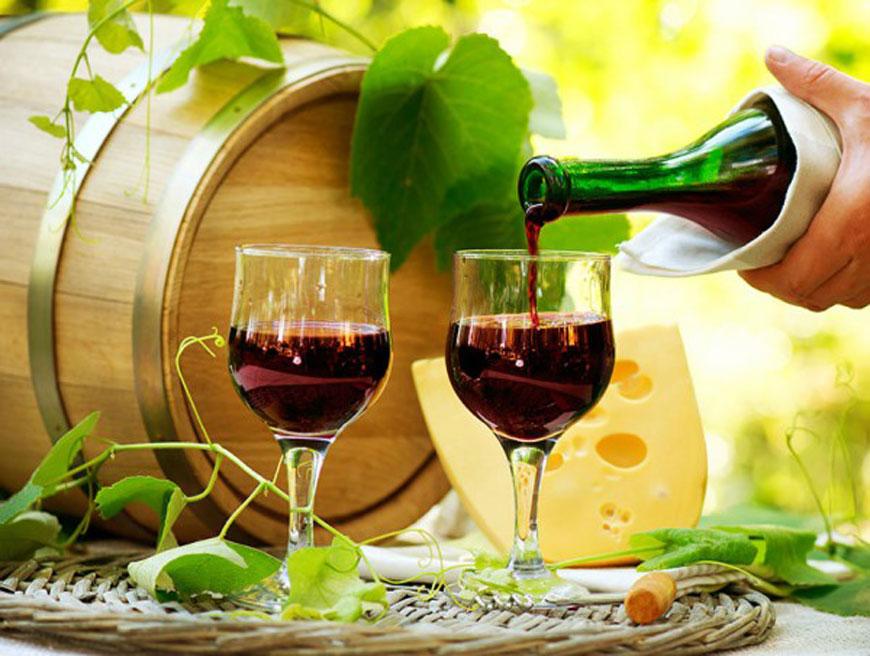 Uống rượu vang như thế nào đảm bảo khỏe đẹp